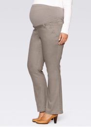 Zwangerschapsbroek, bpc bonprix collection, taupe