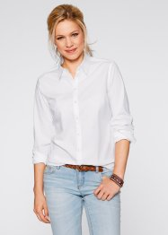 Blouse, bpc bonprix collection, wit