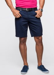Stretchbermuda, bpc bonprix collection, donkerblauw