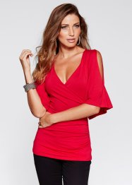 Shirt, BODYFLIRT boutique, rood