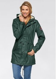 Outdoorjas, bpc bonprix collection, Russisch groen