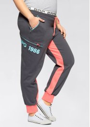 Sweatbroek, bpc bonprix collection, antraciet