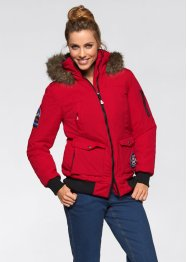 Outdoorjack, bpc bonprix collection, rood