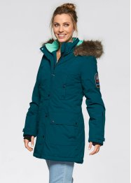 Outdoorjack, bpc bonprix collection, antraciet
