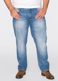 Jeans regular fit straight, John Baner JEANSWEAR, middenblauw