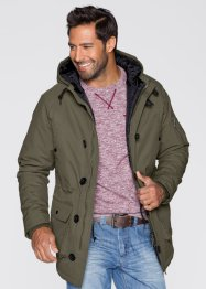 Parka, bpc bonprix collection, middenbruin