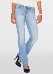 Jeans «straight», RAINBOW, blue bleached