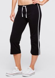 Sportcapri, bpc bonprix collection, zwart