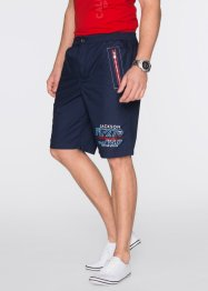 Bermuda, bpc bonprix collection, donkerblauw