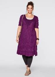 Jurk, bpc bonprix collection, viooltjespaars