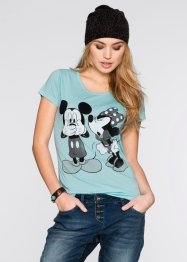 Shirt, Disney, aquapastel