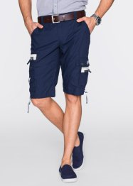 Bermuda loose fit, bpc selection, donkerblauw