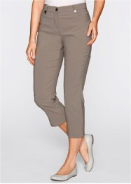 3/4-broek, bpc bonprix collection, taupe