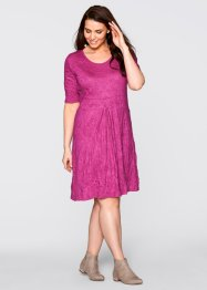 Jurk, bpc bonprix collection, fuchsia