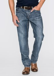 Jeans regular fit straight, John Baner JEANSWEAR, blauw
