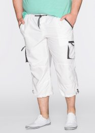 3/4-broek, bpc bonprix collection, wit