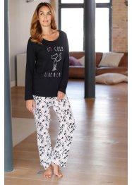 Pyjama, bpc bonprix collection, multicolor