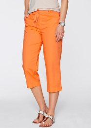 3/4-broek, bpc bonprix collection, nectarine
