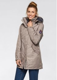 3in1-outdoorjas, bpc bonprix collection, taupe