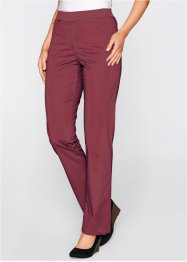 Broek, bpc bonprix collection, ahornrood