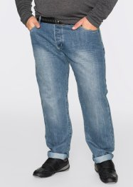 Jeans regular fit straight, RAINBOW, blue used