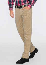 Thermobroek regular fit, bpc bonprix collection, beige