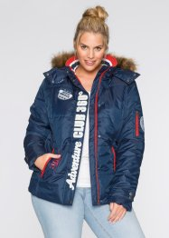 Outdoorjack, bpc bonprix collection, donkerblauw