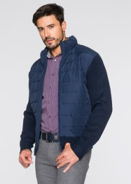 Outdoorjack, bpc selection, donkerblauw