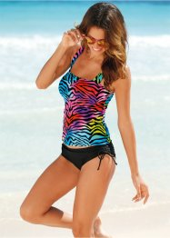 Tankini (2-dlg. set), bpc selection, multicolor gedessineerd