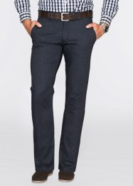 Chino regular fit, bpc selection, donkerblauw gemêleerd
