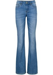 Stretchjeans BOOTCUT, John Baner JEANSWEAR, lichtblauw