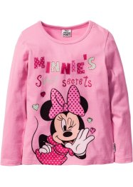 Longsleeve «Minnie», Minnie Mouse, roze «Minnie»