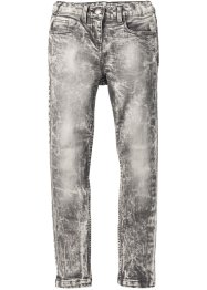 Skinny broek, John Baner JEANSWEAR, grey denim