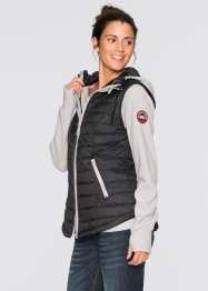 Outdoorjack, bpc bonprix collection, zwart