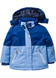 Ski-jas, bpc bonprix collection, middenblauw/gentiaanblauw