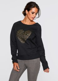 Sweatshirt, bpc selection, ahornrood