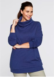 Sweatshirt, bpc bonprix collection, middernachtblauw