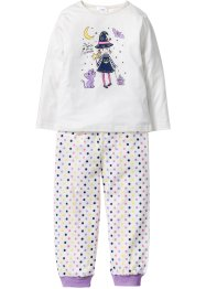 Pyjama (2-dlg. set), bpc bonprix collection, wolwit