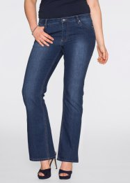Jeans BOOTCUT, BODYFLIRT, medium blue bleached