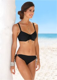 Minimizer-bikini (2-dlg. set), bpc selection, zwart