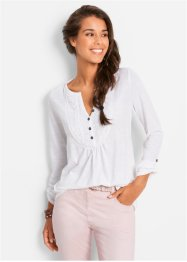Shirt, bpc bonprix collection, wit