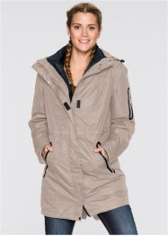 3in1-outdoorjack, bpc bonprix collection, taupe