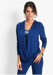 Shirtblouse, bpc selection, middernachtblauw