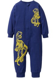Pyjama, bpc bonprix collection, middernachtblauw