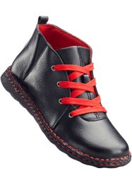 Booties, bpc selection, zwart/rood