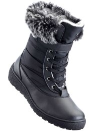 Winterboots, bpc bonprix collection, zwart
