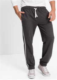 Joggingbroek regular fit, bpc bonprix collection, donkerblauw