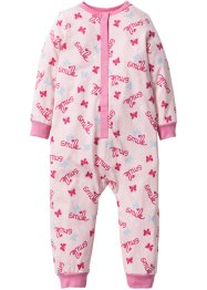 Pyjama, bpc bonprix collection, roze gemêleerd