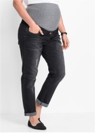 Zwangerschapsjeans, bpc bonprix collection, black stone