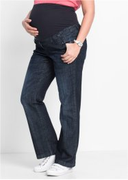 Zwangerschapsjeans bootcut, bpc bonprix collection, darkblue stone